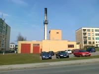 Sídlištní kotelna, 1,3 MW, Vítkov, ul. Selská